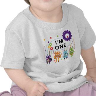 Primeras camisetas y regalos del cumpleaños del ro