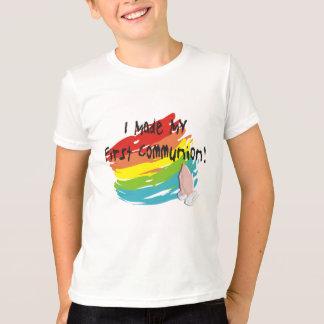 Primeras camisetas y regalos del día de la