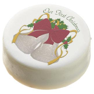 Primeras galletas de Belces de boda del navidad