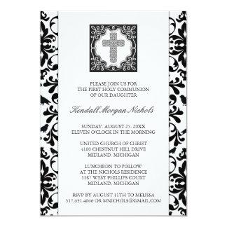 Primeras invitaciones de la comunión santa invitacion personalizada