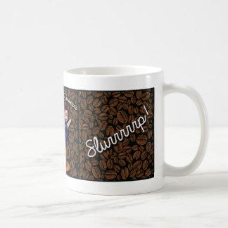 Primeras lunas del problema sobre la taza de café