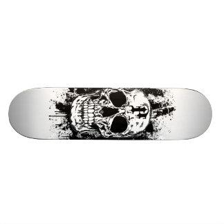 Primercharge Skull Skateboard Deck