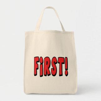 ¡Primero! Bolsa De Mano