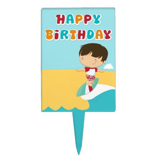 Primero de la torta de cumpleaños de la persona qu palillos de tarta