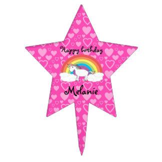 Primero de la torta de la estrella del cumpleaños  figuras para tartas