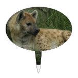 Primero de la torta de los Hyenas de risa Figura Para Tarta