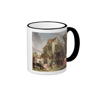 Primero de mayo, c.1811-12 (aceite en lona) taza de dos colores