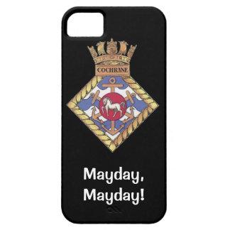Primero de mayo, primero de mayo, HMS Cochrane Funda Para iPhone 5 Barely There