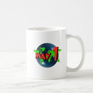 Primero de mayo taza clásica