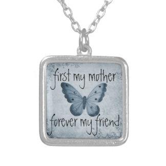 primero mi madre para siempre mi amigo pendientes personalizados