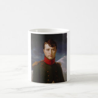 Primero ministro Consul de Napoléon Bonaparte Taza Clásica