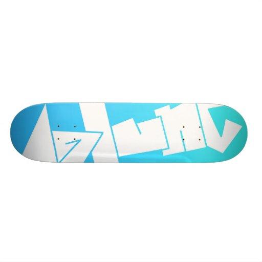 Primero ministro Model de Michael Skateboard