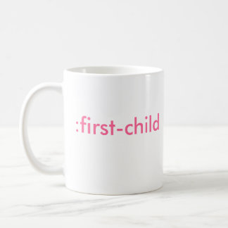 : primero-niño (es un chica) tazas