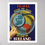 Primero vea Irlanda Poster