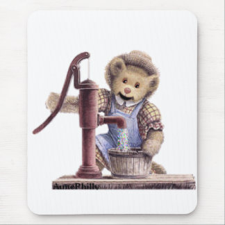 Priming the Pump Mouse Pad