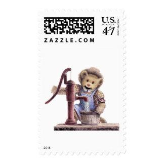 Priming the Pump Stamp