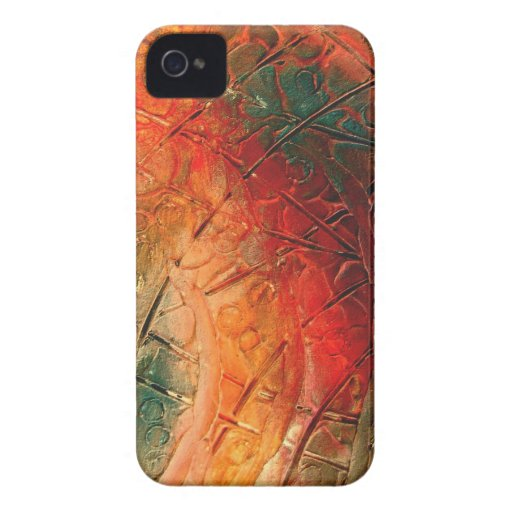 Primitive abstract 1 by rafi talby iPhone 4 Case-Mate case