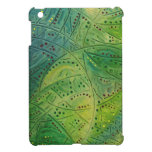 Primitive abstract 2 by rafi talby iPad mini cover