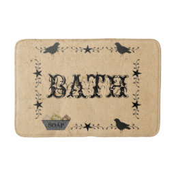 Primitive Bath Bath Mat