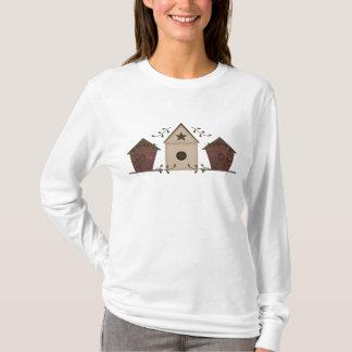 Primitive Birdhouses Shirt