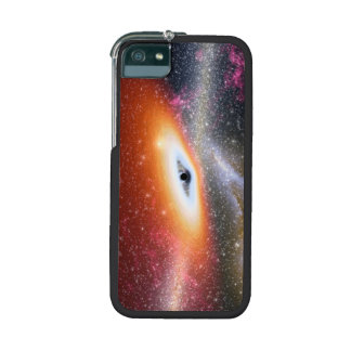 Primitive Black Hole Space Art iPhone 5 Covers