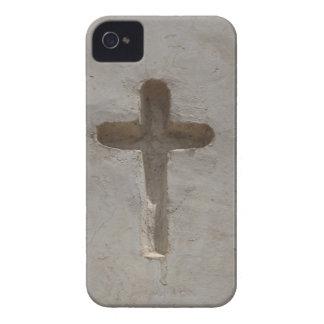 Primitive Christian Cross customize favorite Bible Case-Mate iPhone 4 Case