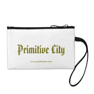 Primitive City Coin Purse