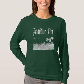 Primitive City Green Long-Sleeve Shirt