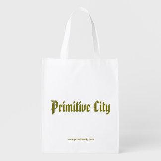 Primitive City Reusable Bag Reusable Grocery Bags