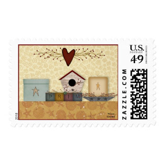 Primitive Collection Postage