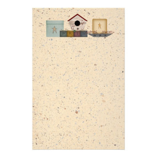 Primitive Collection Stationery