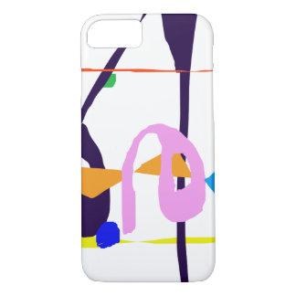 Primitive Contrast iPhone 8/7 Case