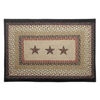 Primitive/Country Style CLOTH PLACEMAT 24X14