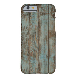 primitive farmhouse western country barn wood barely there iPhone 6 case