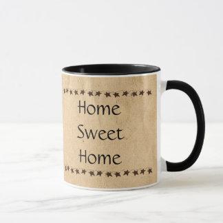Primitive Home Sweet Home Mug