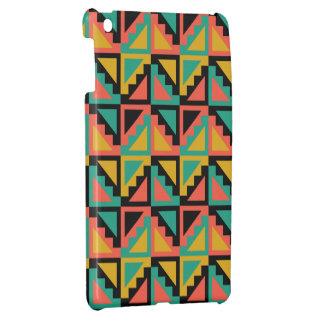 Primitive Mexican Steps Pattern iPad Mini Cases