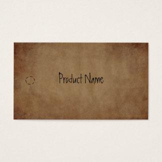 Primitive Paper Hang Tag