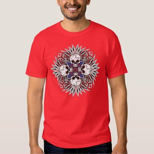 Primitive Skulls T-shirts