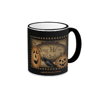 Primitive Sleepy Hollow Coffee Mug