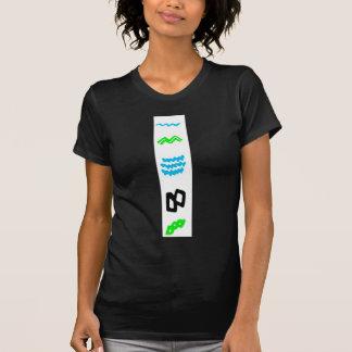 Primitive symbols 7 T-Shirt