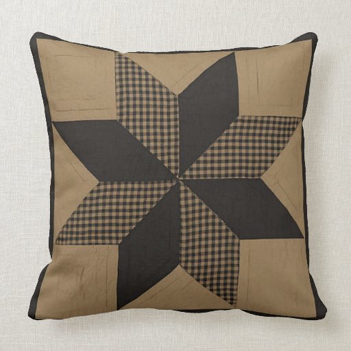 Primitive Throw Pillows For Couch :
