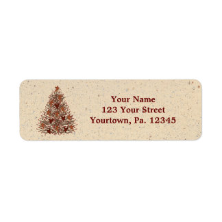 Primitive Tree Address Label