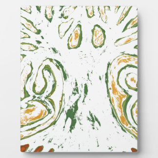 Primitive Tree Plaque
