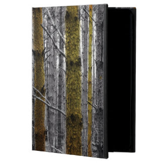 Primitive Western Country Camouflage Pine Trees Powis iPad Air 2 Case