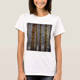 Primitive Western Country Forest Pine Trees T-Shirt