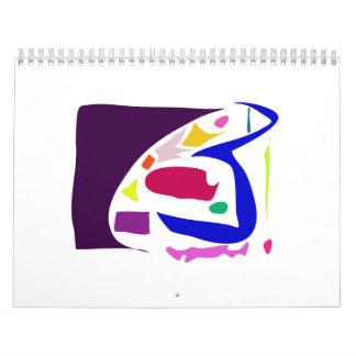 Primitive Calendar