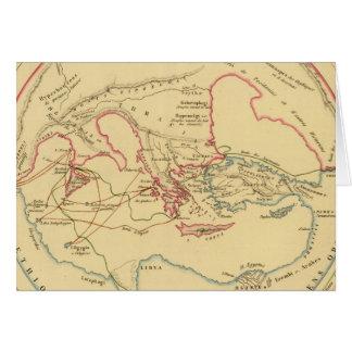 Primitivo del DES Grecs de Geographie Tarjetas
