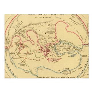 Primitivo del DES Grecs de Geographie Tarjetas Postales