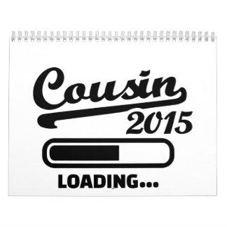 Primo 2015 calendario de pared