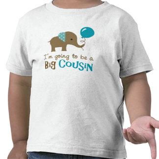 Primo grande a ser - elefante de la MOD Camiseta